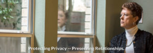 Protecting Privacy - Preserving Relationships